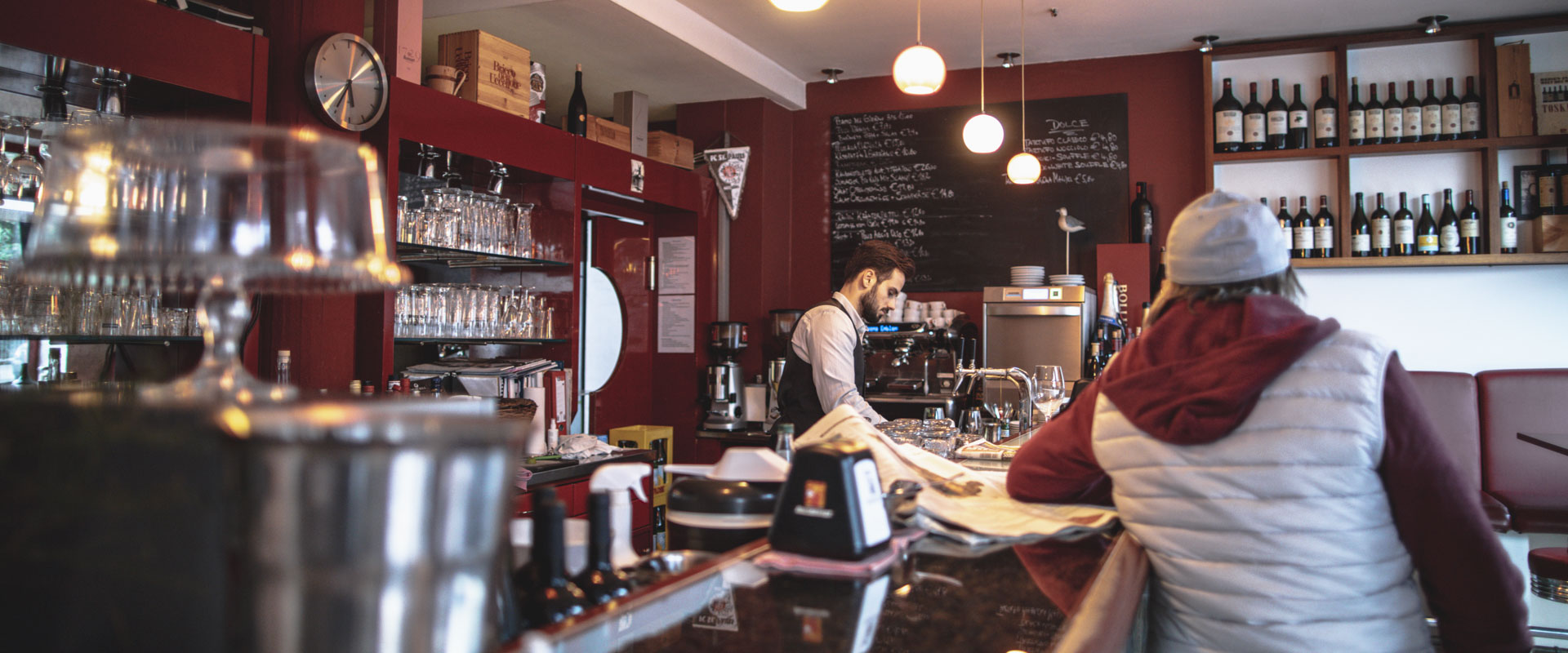 Il Gabbiano Bar
